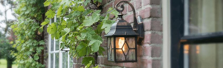 Градински фенери