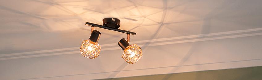Спот лампи за таван