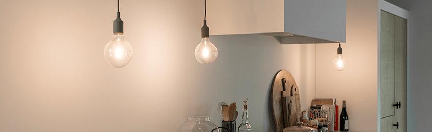 лампи за кухня