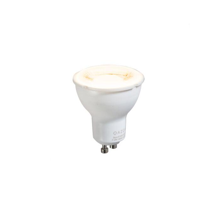 GU10-LED-7.5W-700-Lumen-топла-светлина-3000K