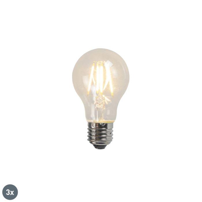 LED-лампа-с-нажежаема-жичка-A60-4W-2700K-прозрачен-комплект-от-3
