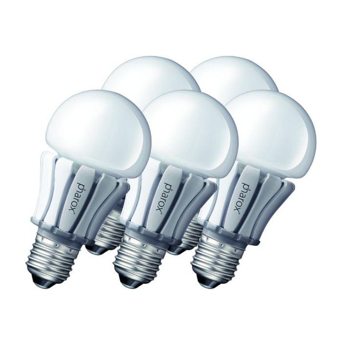 Комплект-от-5-фарокс-LED-лампи-400-E27-8W-230V