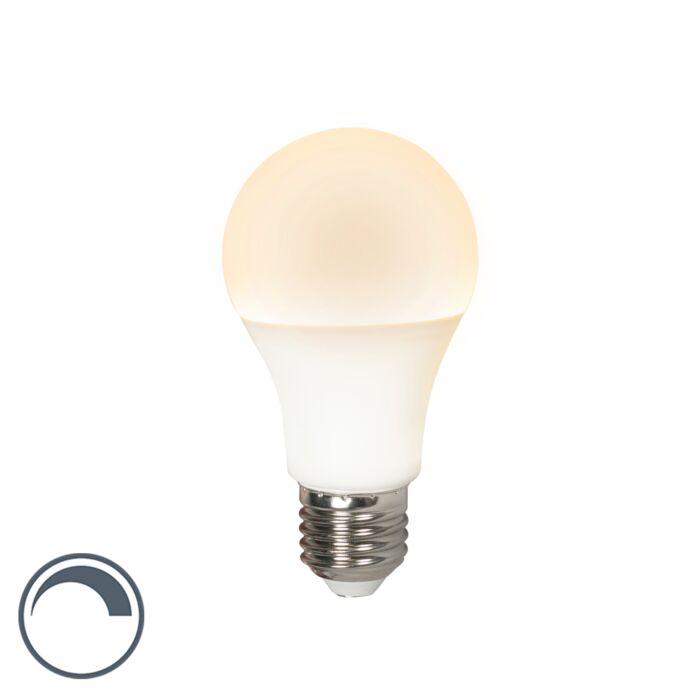LED-лампа-E27-240V-12W-1200lm-A60-димируема