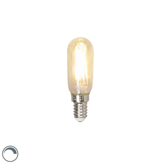 LED-лампа-с-нажежаема-жичка-E14-240V-3,5W-310lm-T24-с-възможност-за-регулиране