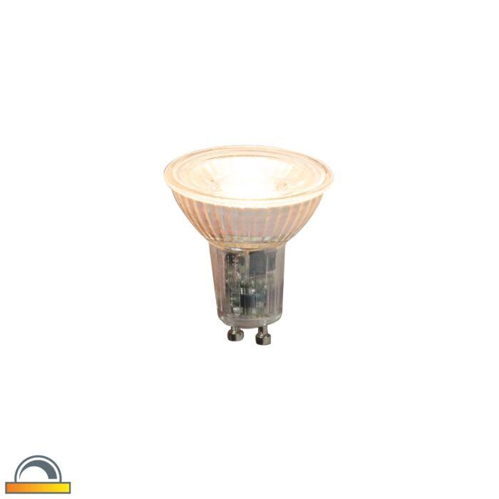 GU10-димируема-LED-лампа-5.5W-360lm-2000K---2700K