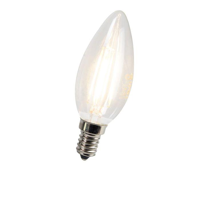 LED-лампа-с-нажежаема-жичка-E14-3W-300-лумена