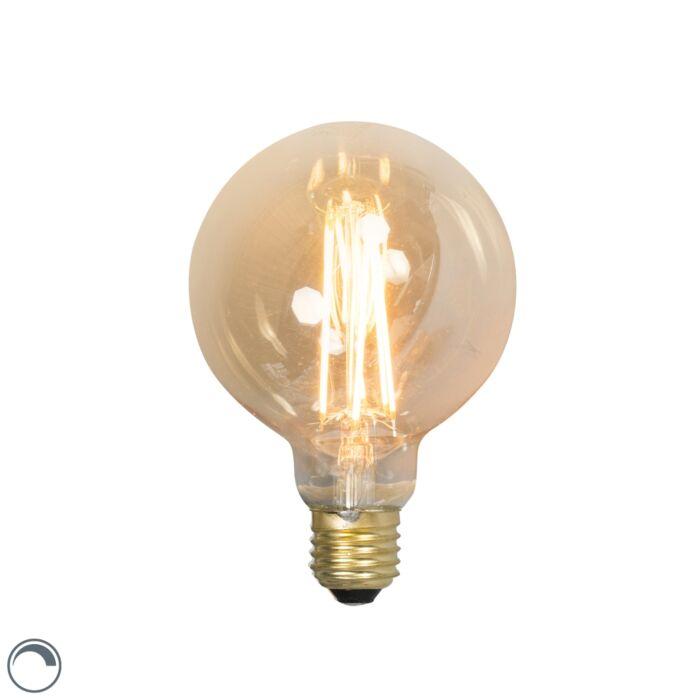 LED-лампа-с-дълга-нажежаема-жичка-E27-240V-4W-320lm-с-възможност-за-регулиране