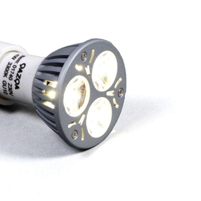 GU10-LED-с-висока-мощност---3,5W-=-35W-светлина,-бяла-3300K