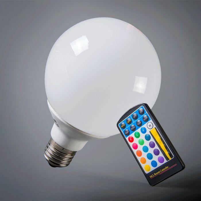 LED-глобус-E27-RGB-95-мм-с-дистанционно-управление