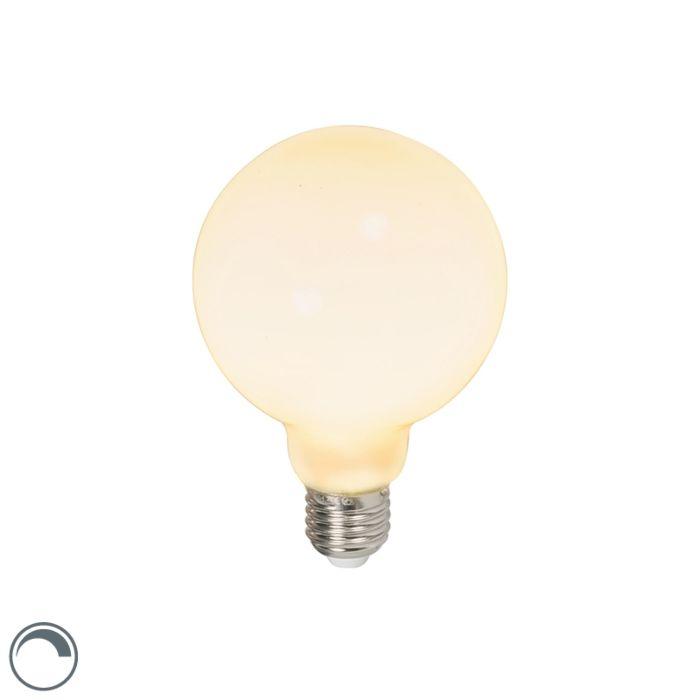 LED-глобусна-лампа-E27-240V-6W-650lm-с-възможност-за-регулиране