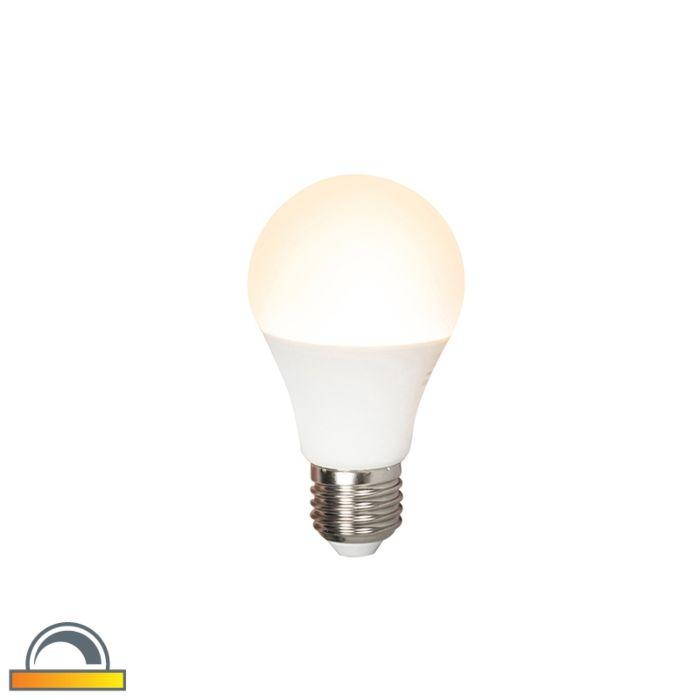 LED-лампа-E27-240V-7W-510lm-A60-димируема