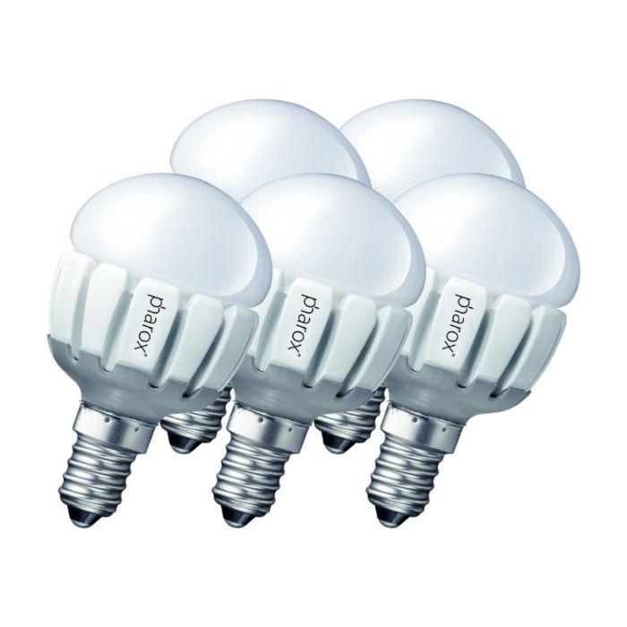 Комплект-от-5-Pharox-LED-200-P45-E14-5W-230V