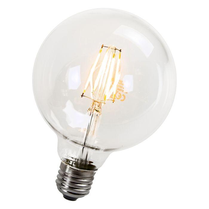 LED-нажежаема-лампа-95mm-E27-4W-470-лумена