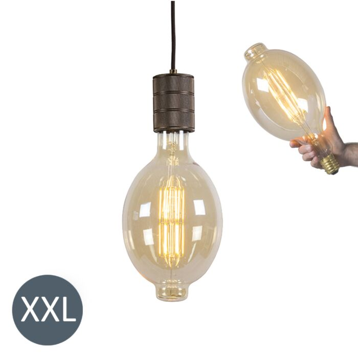 Висяща-лампа-Колизеум-с-димирана-LED-лампа