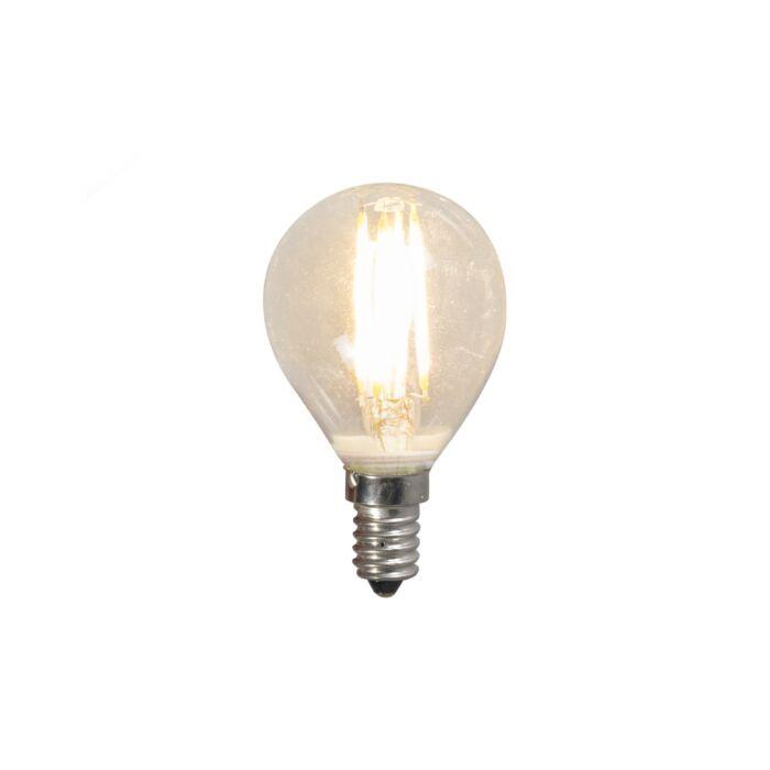 LED-лампа-с-нажежаема-жичка-P45-4W-2700K-прозрачна