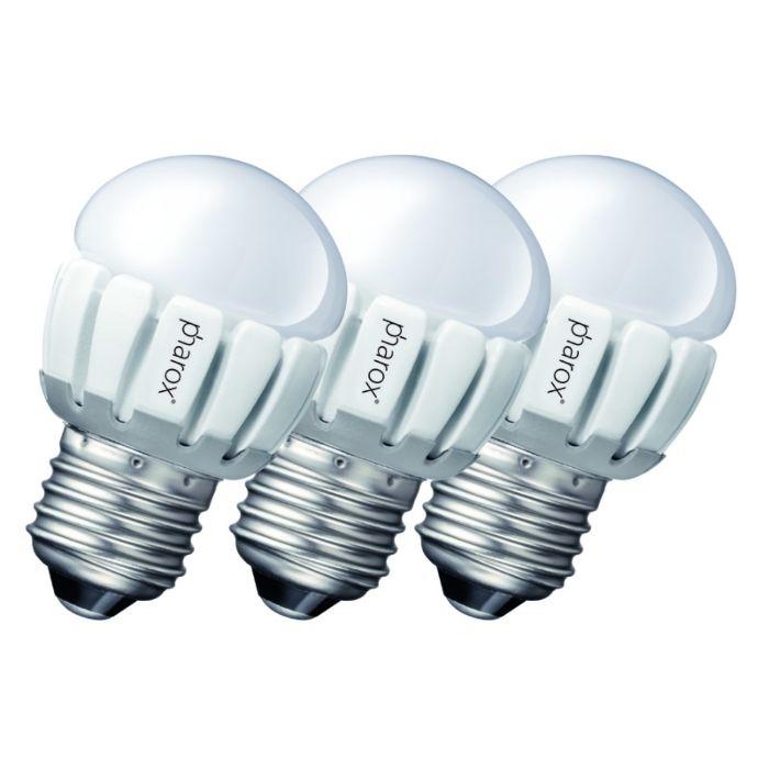 Комплект-от-3-Pharox-LED-200-P45-E27-5W-230V
