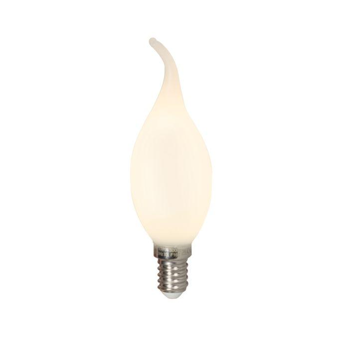 Светодиодна-лампа-за-свещи-E14-240V-3,5W-300lm-с-възможност-за-регулиране