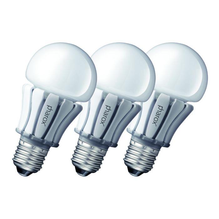 Комплект-от-3-фарокс-LED-лампи-400-E27-8W-230V
