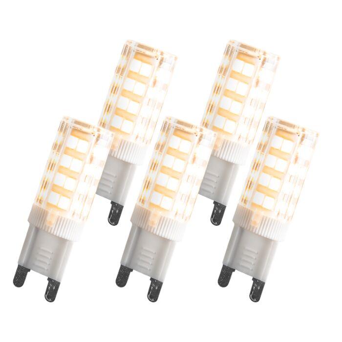 G9-LED-3.3W-280-лумена-комплект-от-5-броя