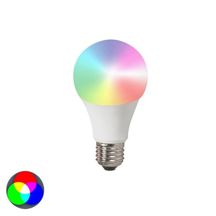 LED-лампа-E27-240V-7W-500lm-A60-Smart-Light