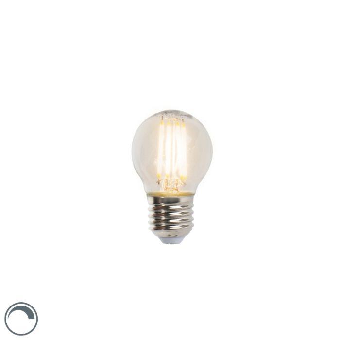 LED-лампа-с-нажежаема-жичка-E27-5W-470lm-P45-димируема