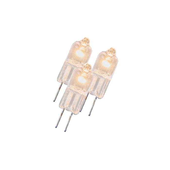 Комплект-от-3-халогенни-лампи-G4-5W-12V-ясен