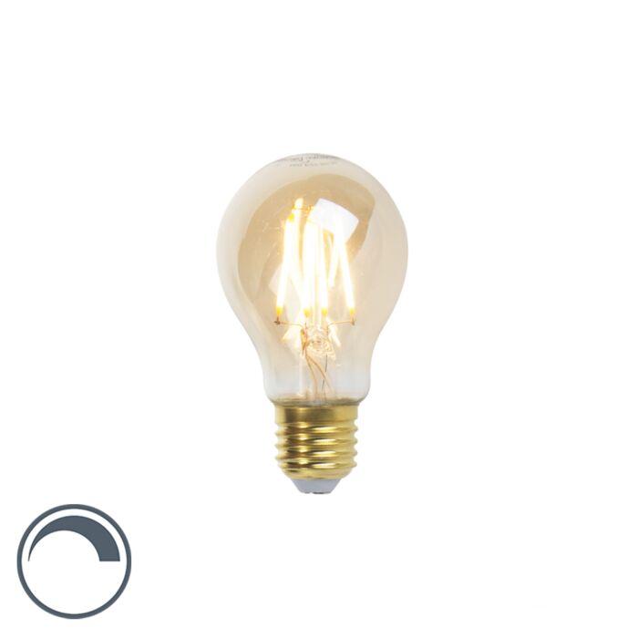 LED-лампа-с-нажежаема-жичка-E27-5W-360lm-A60-с-възможност-за-регулиране