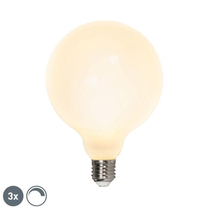 Комплект-от-3-LED-лампи-глобус-E27-240V-8W-900lm-димируема