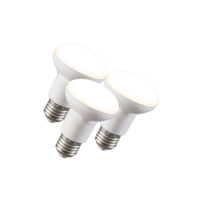 Комплект-от-3-LED-рефлекторни-лампи-R63-E27-240V-8W-2700K-димируем
