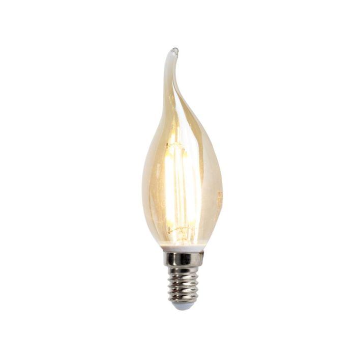 LED-лампа-с-нажежаема-жичка-E14-4W-350-лумена-топло-бяла-2200K