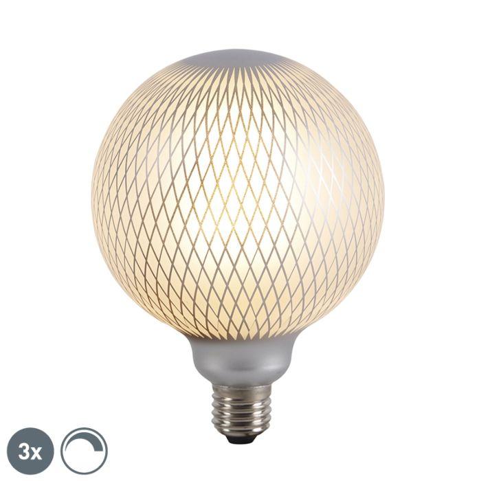 Комплект-от-3-E27-димируеми-светодиодни-лампи-DECO-4W-320-lm-2700K