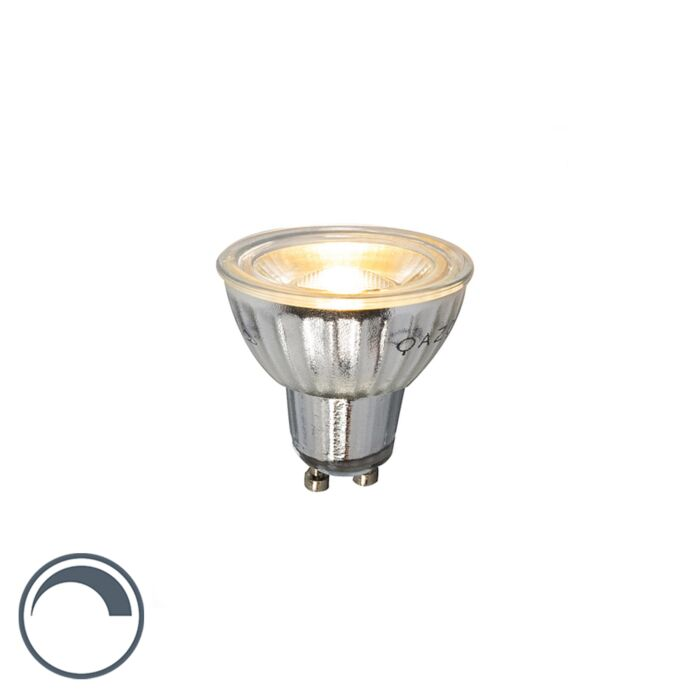 GU10-LED-лампа-230V-5W-380LM-2700K-димируема