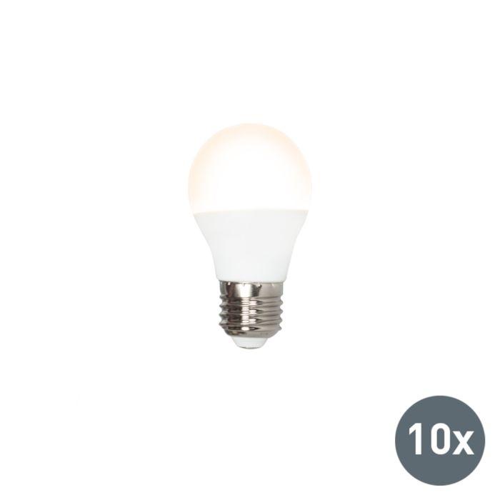 Комплект-от-10-LED-лампи-P45-E27-3W-3000K