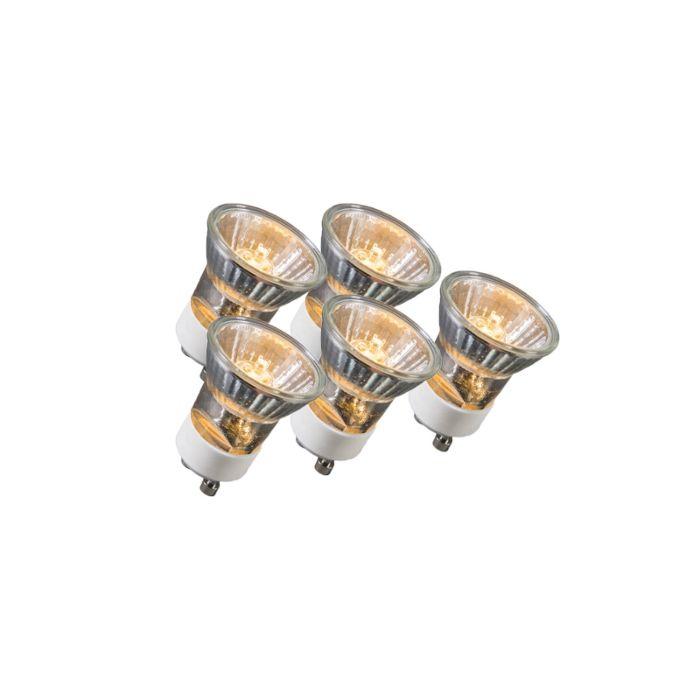 Комплект-от-5-GU10-халогенна-лампа-35W-230V-35mm