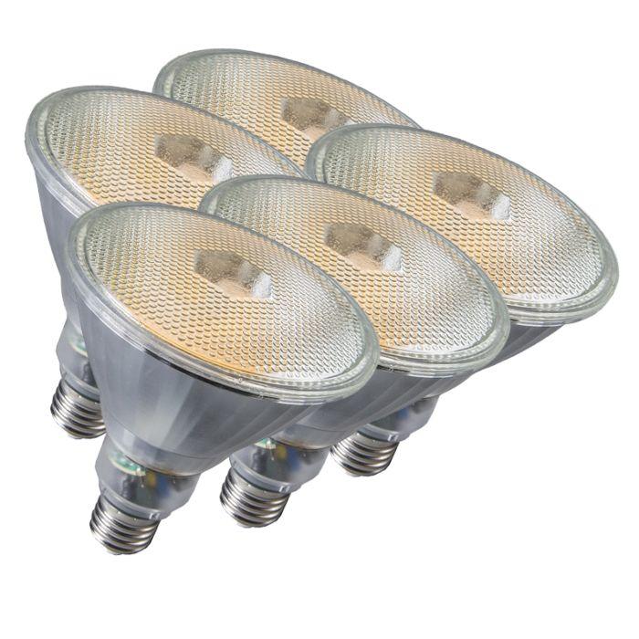 Комплект-от-5-лампи-Par38-E27-20W-800LM-2700K