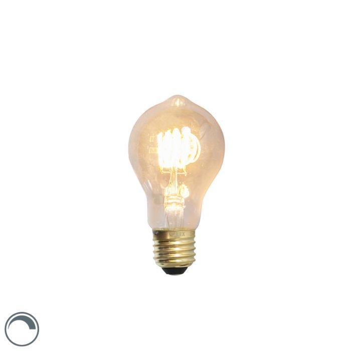 LED-усукана-лампа-с-нажежаема-жичка-E27-240V-4W-200lm-димируема