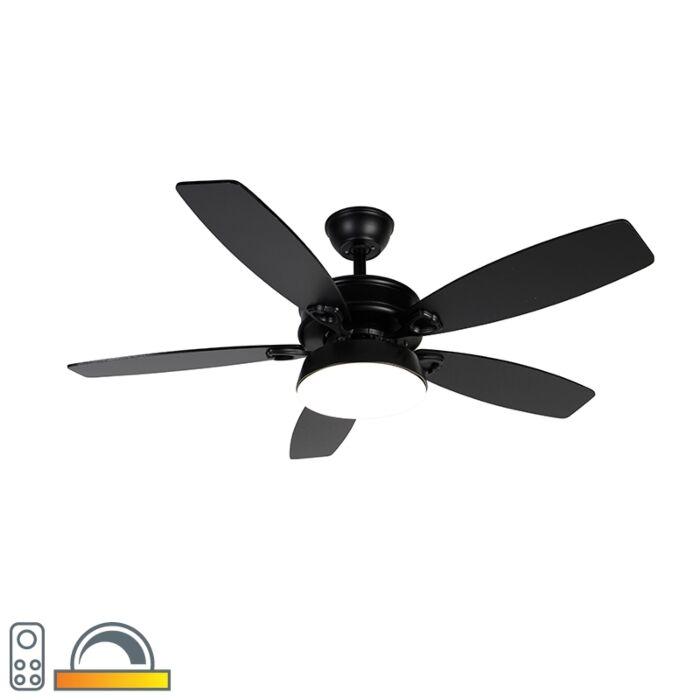Вентилатор-на-тавана-черен-с-дистанционно-управление-с-LED---Malaki