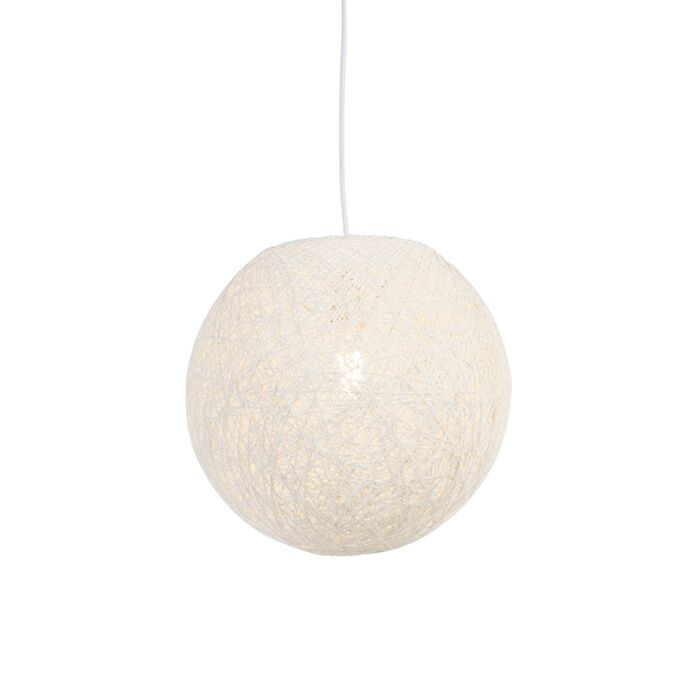 Държавна-висяща-лампа-бяла-35-см---Corda