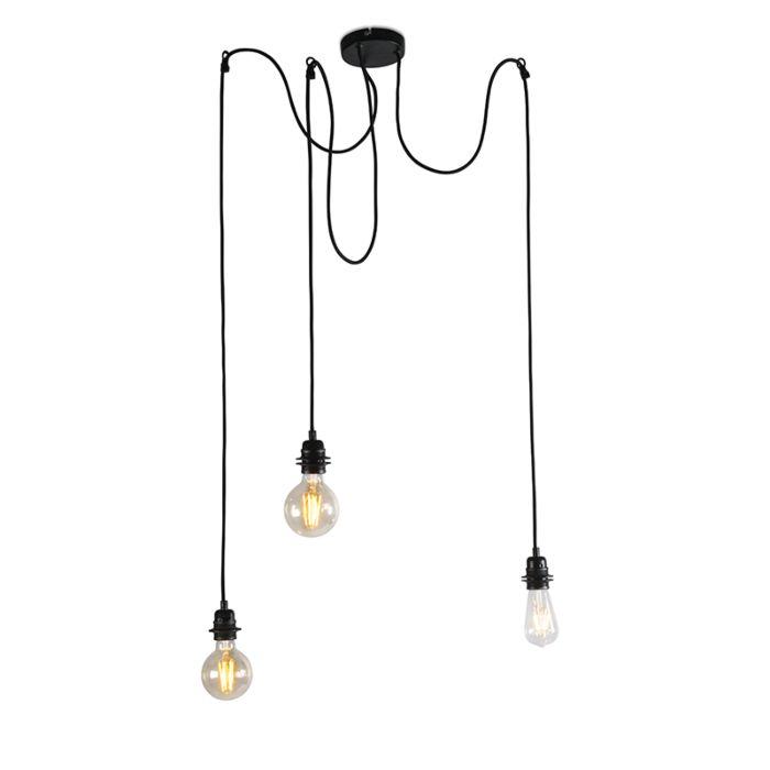 Индустриална-висяща-лампа-черна---Cava-3