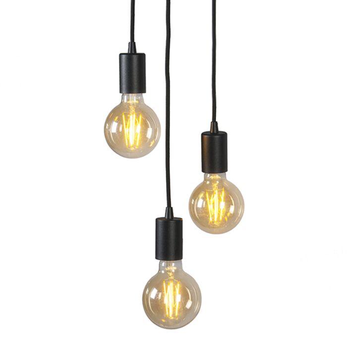 Индустриална-висяща-лампа-черна---съоръжение-3
