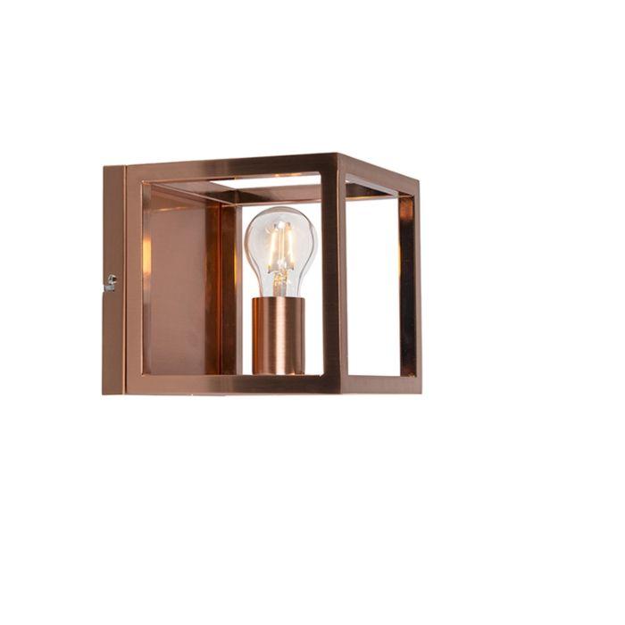 Стенна-лампа-Клетка-1-медна-лампа