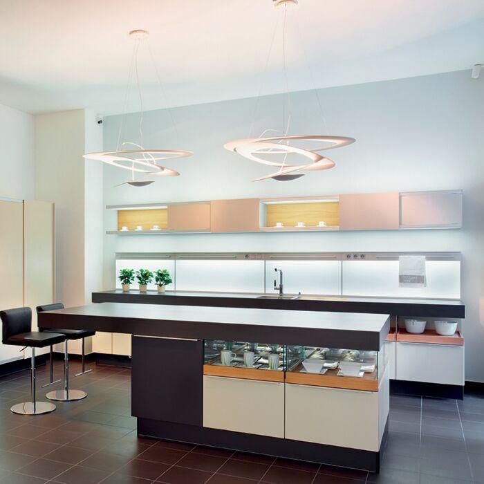 Дизайнерска-висяща-лампа-бяла-97-см---Окачване-Pirce